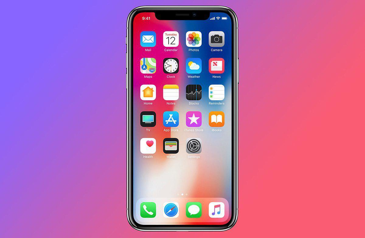 벨소리 최근 출시된 아이폰 X의 기본 벨소리는 혼란의 아마겟돈을 생각나게 합니다.